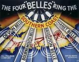 'The Four Belles', SR poster, 1948.