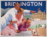 'Bridlington', LNER poster, 1930.