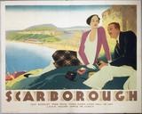 'Scarborough', LNER poster, 1932.