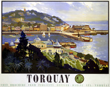 'Torquay', GWR poster, 1947.