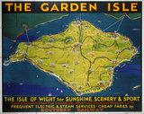 'The Garden Isle', SR poster, 1939.
