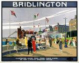 'Bridlington', LNER poster, 1923-1947.