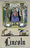 'Lincoln' LNER poster, 1923-1947.