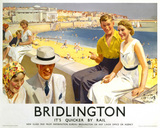 'Bridlington', LNER poster, 1935.