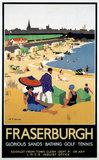 'Fraserburgh', LNER poster, 1923-1947.