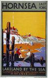 'Hornsea', LNER poster, 1923-1947.