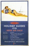 'Holiday Guides', BR poster, 1951.