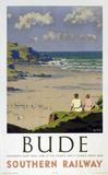 'Bude', SR poster, 1947.