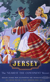 'Jersey', BR poster, 1952.