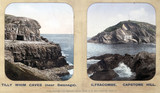 Tilly Whim Caves, Dorset, and Capstone Hill, Devon, 1910s.