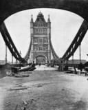 Tower Bridge, London, 1894.