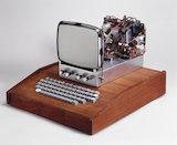 Apple I computer, 1976.