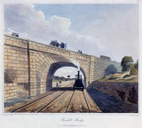 Rainhill Bridge, Chat Mos, near Liverpool, 1831.