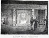 'Kaiser Franz Monument', Durrnberg, Austria, 19th century.