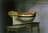 HMS 'Sphinx', 1775.
