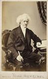 John Herschel, English astronomer and scientist, 1866-1871.
