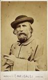 Giuseppe Garibaldi, Italian revolutionary, 1866-1879.