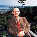 Sir Christopher Cockerell, engineer and inventor, 6 September 1973.