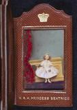 Princes Beatrice, c 1860.
