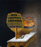 HMS 'Victory', 1744.