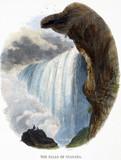 'The Falls of Niagara', 1849.