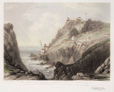Botallack Mine, in the parish of St Just, Penwith, Cornwall, 1840.