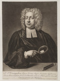 John Theophilus Desaguliers, scientist and inventor, 1725.