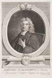John Flamsteed, astronomer, 1712.