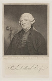 Peter Dollond, English optician, c 1800.