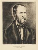 Heinrich Hertz, German physicist, late 19th century.