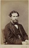 John Lubbock, Baron Avebury, c 1870.