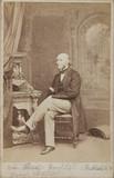 William Allen Miller, British chemist, c 1860s.