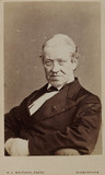 Sir Charles Wheatstone, English physicist, c 1860s.