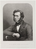 Sir William Robert Grove, lawyer and physicist, 1849.