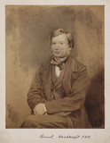 Bennet Woodcroft, English engineer, c 1860.