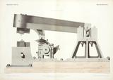 Elevation of a tilt hammer, 1842-1846.