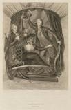 Lunardi's ascent with Mrs Sage and Mr Biggin, London, 29 June 1785.