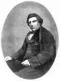 Herbert Ingram, 1860.