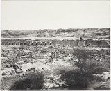 'Dam from north', Aswan, Egypt, February 1901.