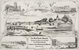 'The New Trent Bridge', Nottingham, 1871.