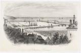 'Folkestone Harbour', Kent, c 1850.
