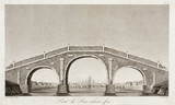 Bridge of Cou-tcheou-fou, China, late 18th century.