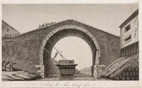 Bridge of Tsin-kiang-fou, China, late 18th century.