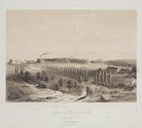 Zaman & Company's porphyry quarry at Quenast, Belgium, 1830-1860.