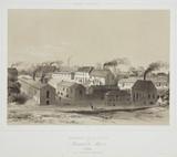 Glasworks, Jumet, Belgium, 1830-1860.