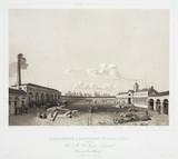 Factories and collieries of Grand-Hornu, Belgium, 1830-1860.