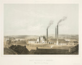 Steelworks, Thy-le-Crateau, Belgium, 1830-1860.