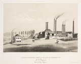 Factories of Dupont, Fayt lez-Manage, Belgium, 1830-1860.