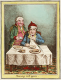 'Charming well again', 1801.