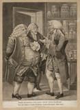 'How merrily we live that doctors be...', c 1760s.